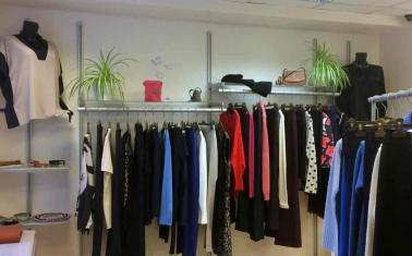 Салон брендовой женской одежды на Новом Арбате
